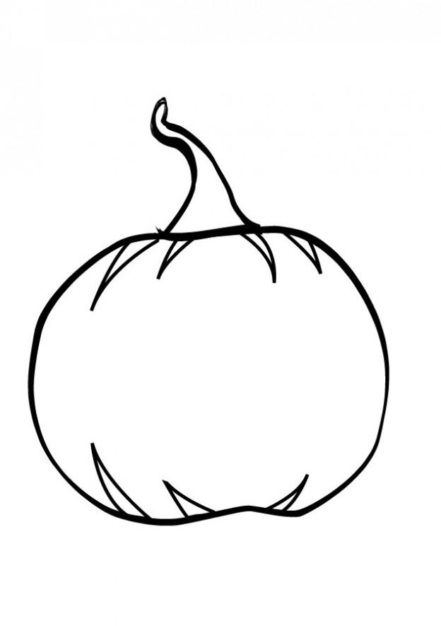 Free Pumpkin Line Art, Download Free Clip Art, Free Clip