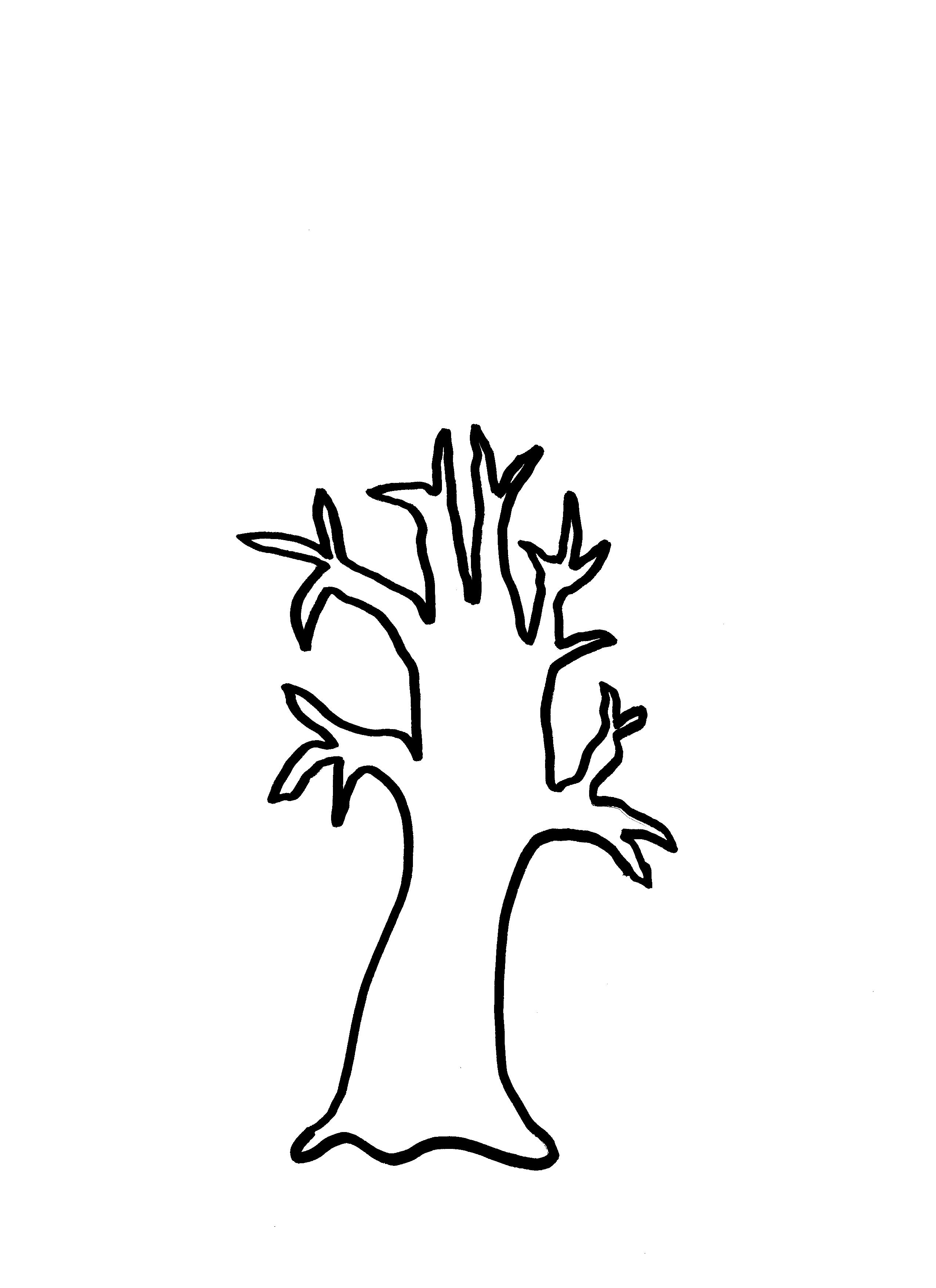 Free Printable Pictures Of Trees Download Free Clip Art