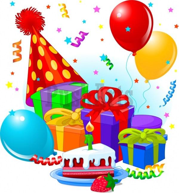 birthday and decoration