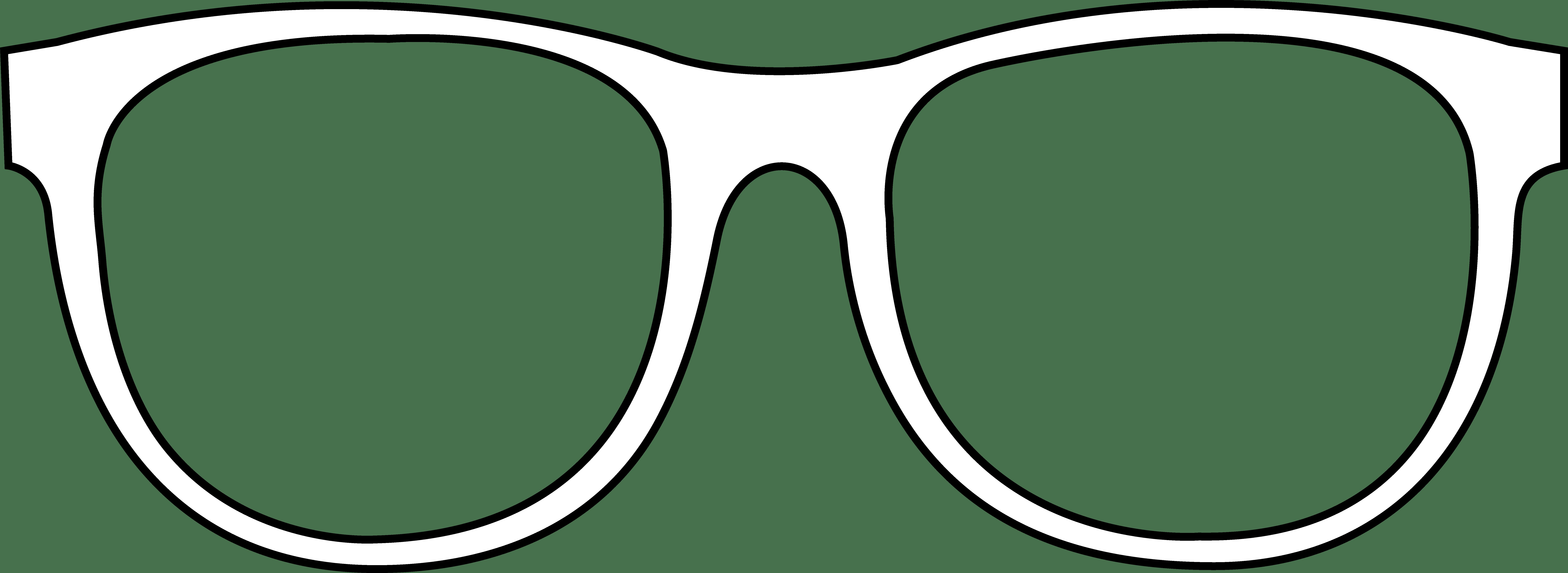 Nerd Glasses Clipart