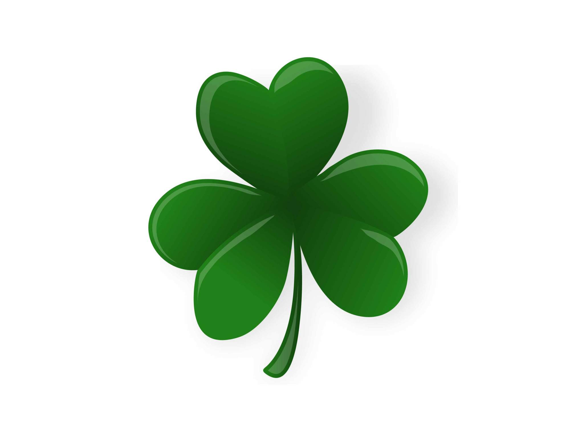 hight resolution of how to draw a shamrock 12 steps with pictures wikihow