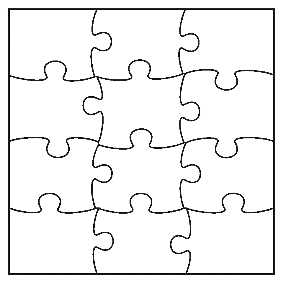 Free Jigsaw Puzzle, Download Free Clip Art, Free Clip Art