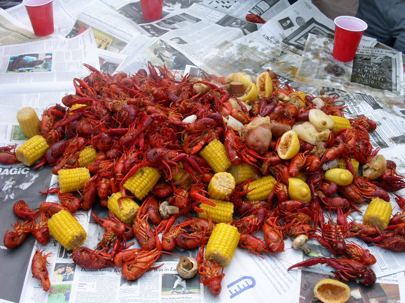 hight resolution of interpretation of a dream in which you saw crawfish