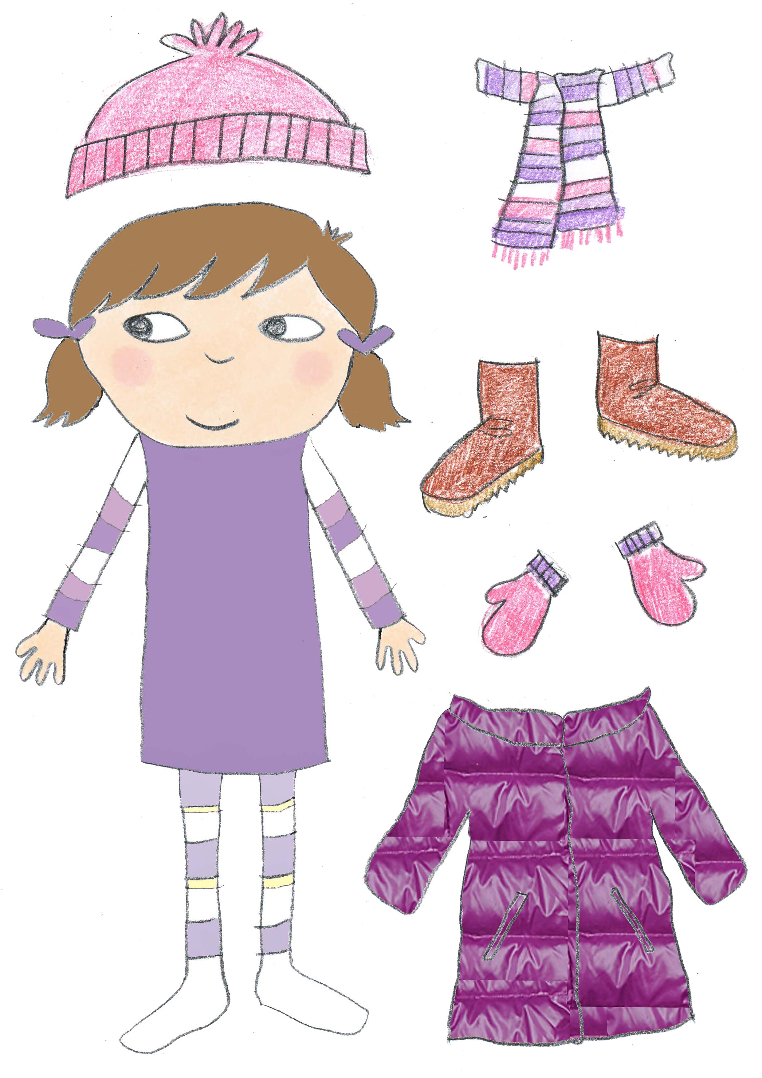 Free Winter Clothes Download Free Clip Art Free Clip Art