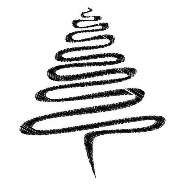 Free Christmas Tree Outlines Download Free Clip Art Free