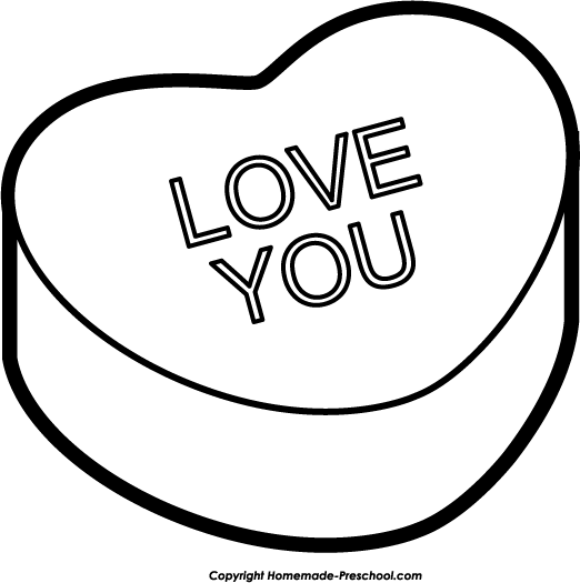 Free Heart Black And White Clipart, Download Free Clip Art