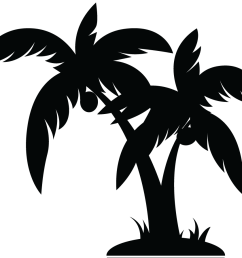family palm tree clip art pictures palm tree black image vector [ 1000 x 896 Pixel ]