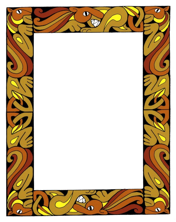 Western Clip Art Borders Free - Clipart Library