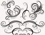 free swirl design