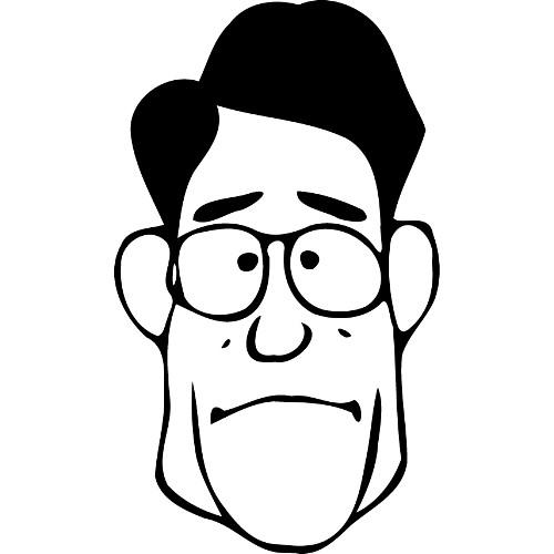 free cartoon face