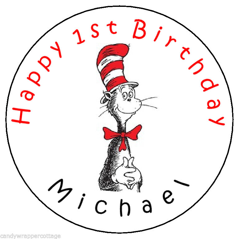 Dr Seuss Birthday EBay
