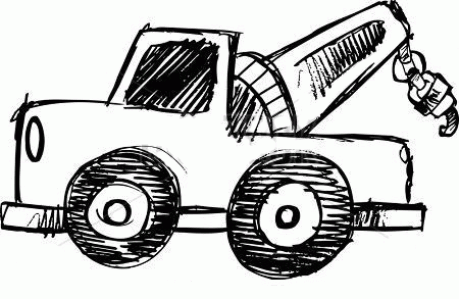 Free Tow Truck, Download Free Clip Art, Free Clip Art on