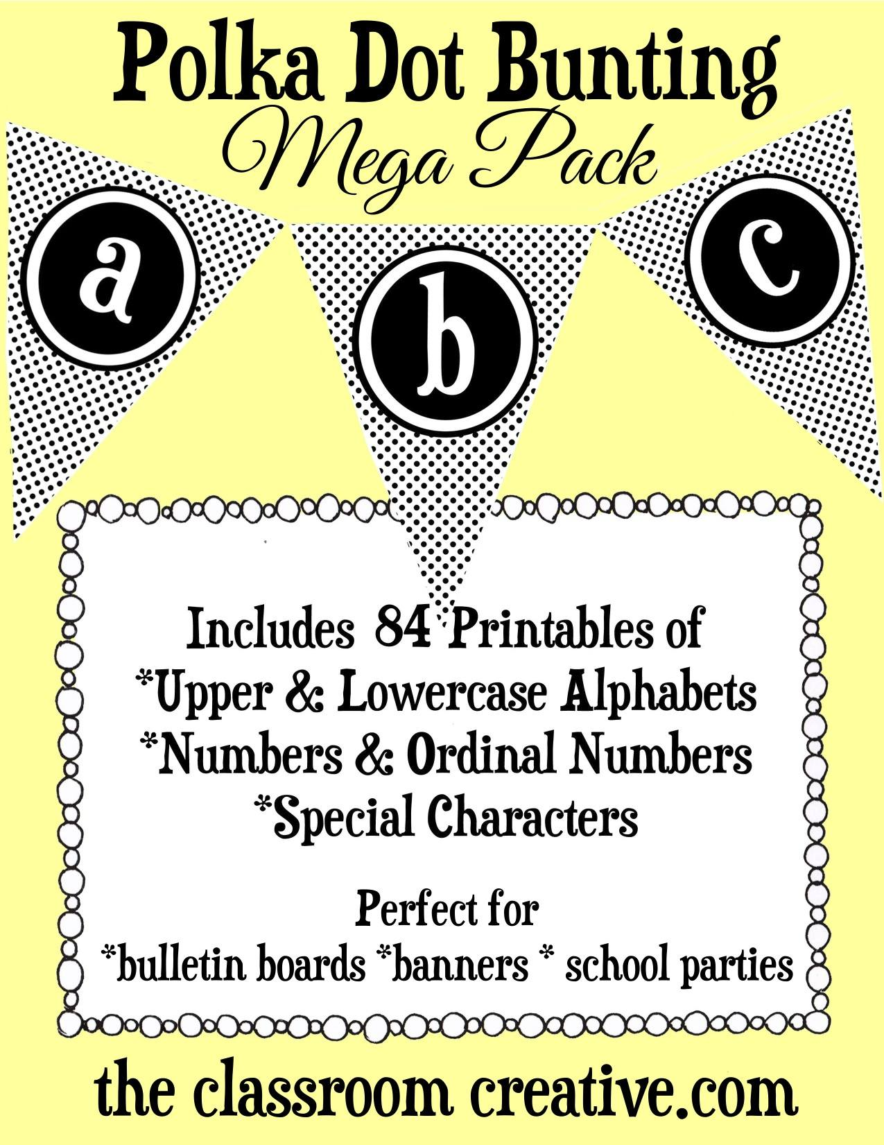 Free Printable Classroom Decorations Download Free Clip
