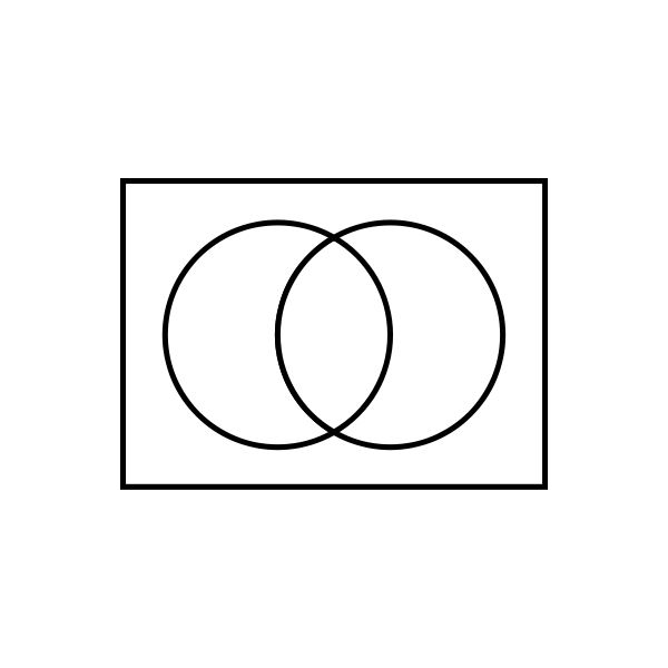 blank venn diagram switch wiring pix for 2 circles clip art library eye 1664441 license personal use