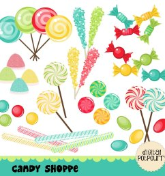 popular items for candy clipart on etsy [ 1200 x 1200 Pixel ]