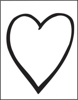 heart drawing drawings simple clip clipart cliparts library clipartbest draw cliparting 3d perfect presentations projects documents web related