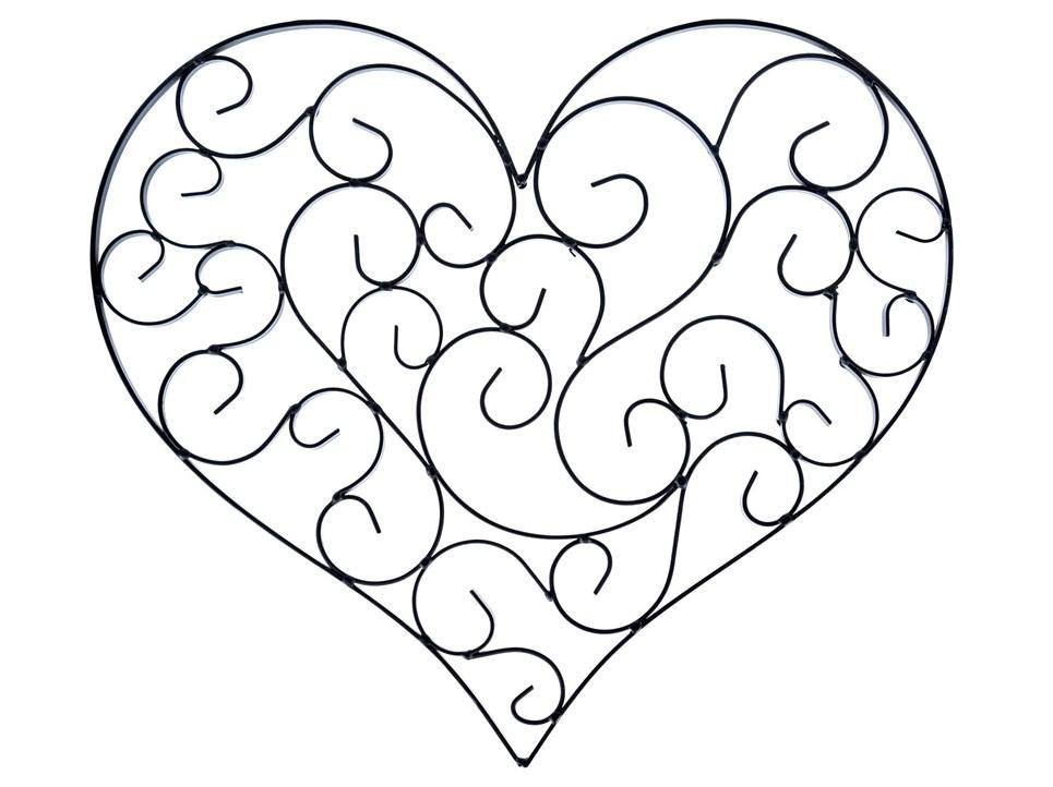 Free Scroll Line Art, Download Free Clip Art, Free Clip