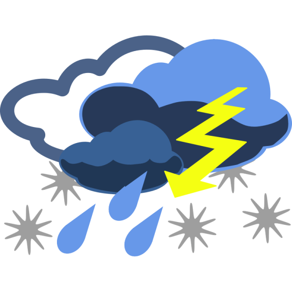 Inclement Weather Clip Art Free