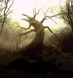 scary tree [ 1024 x 768 Pixel ]