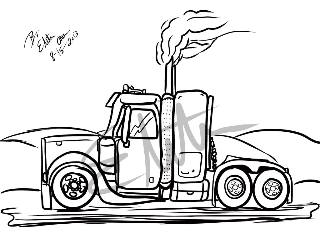 Free Cartoon Truck Images Download Free Clip Art Free