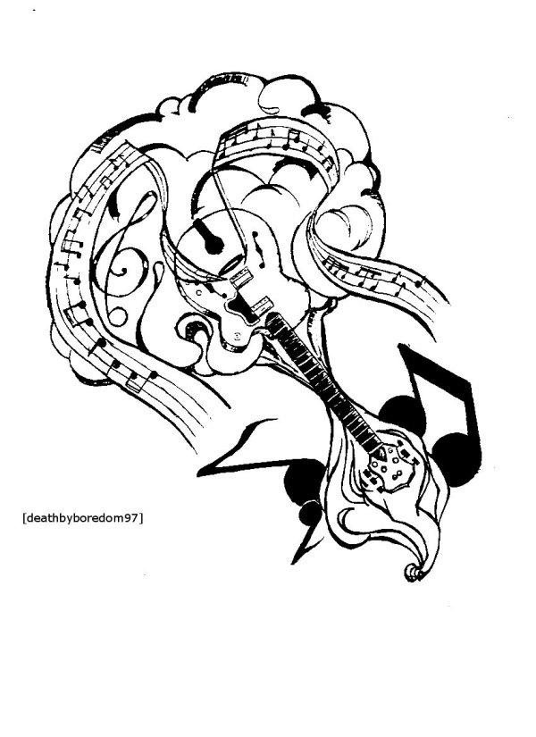 Music Tattoos Design And Ideas