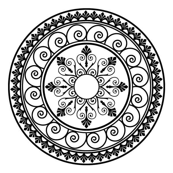 Free Medallion, Download Free Clip Art, Free Clip Art on