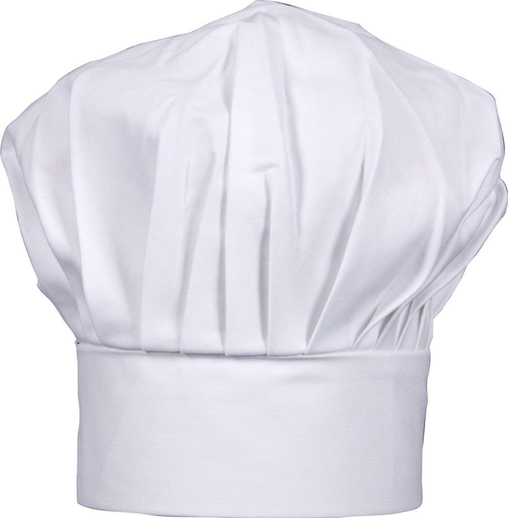medium resolution of hic adult size adjustable chef hat kitchen linens