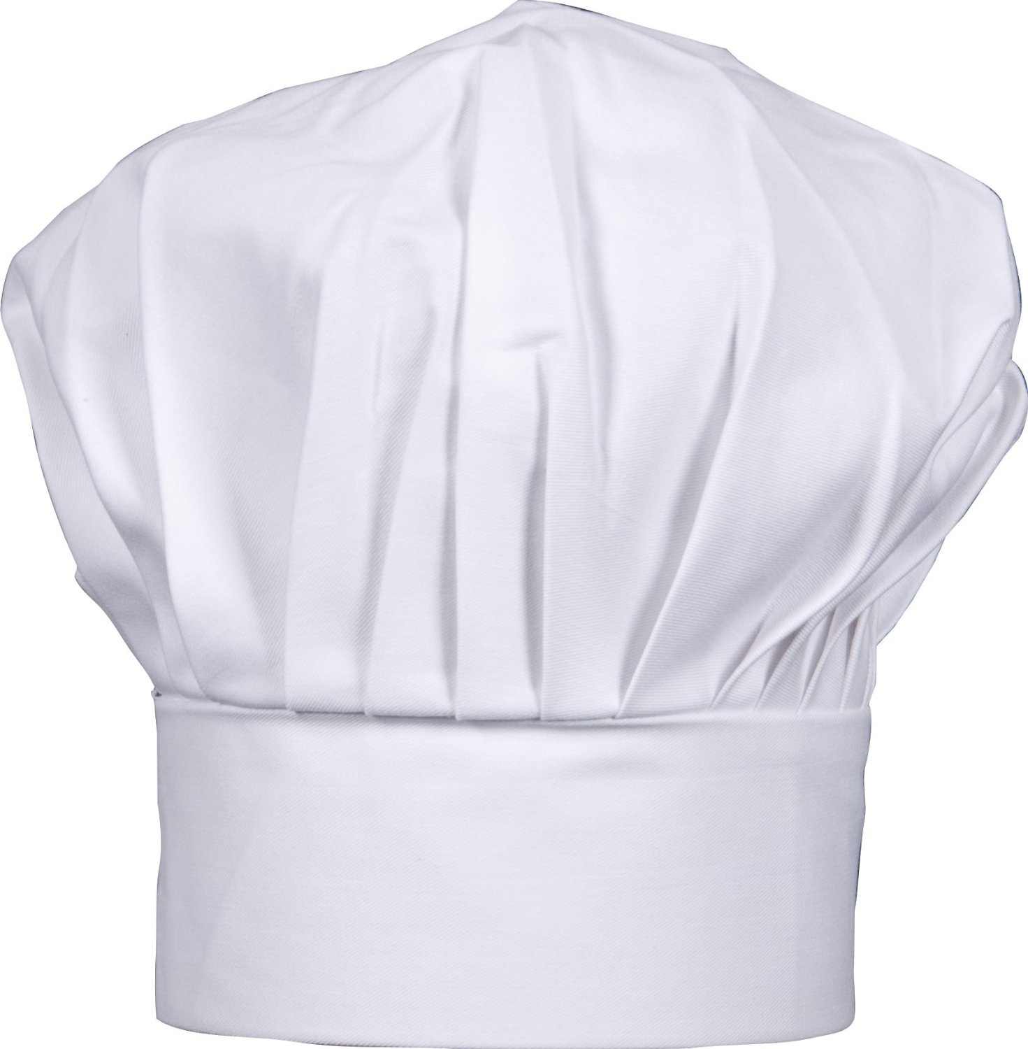hight resolution of hic adult size adjustable chef hat kitchen linens