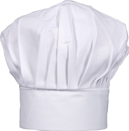 small resolution of hic adult size adjustable chef hat kitchen linens