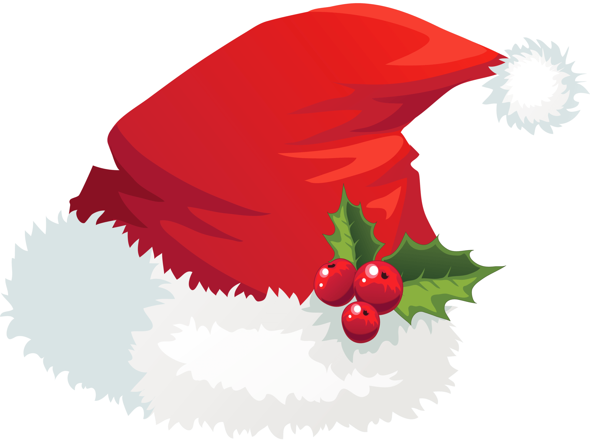 hight resolution of xmas stuff for christmas santa hat clipart