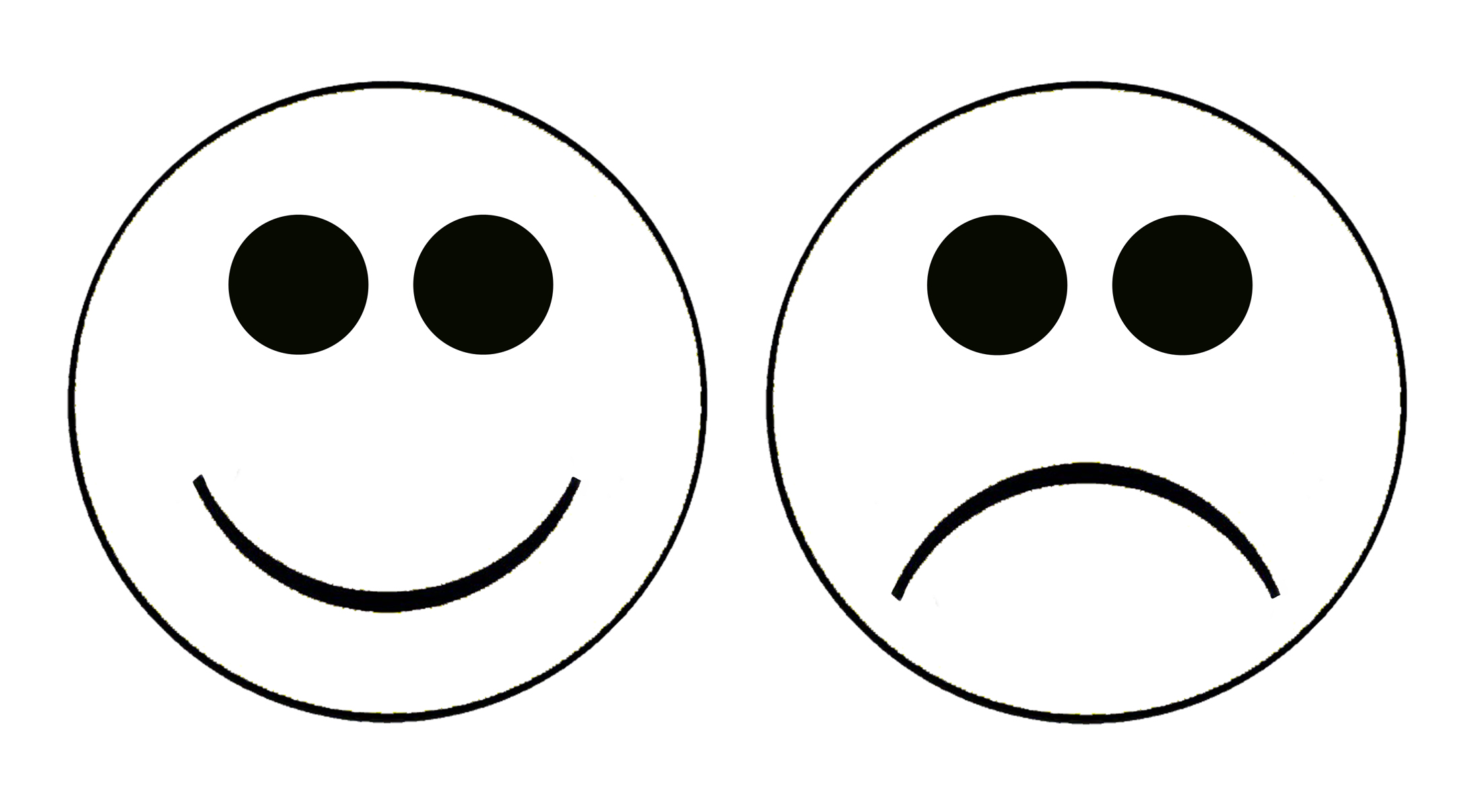 Free Smiley Face Sad Face Straight Face, Download Free