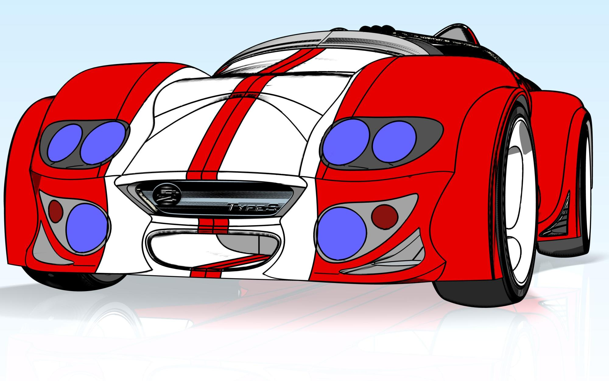 hight resolution of race car cartoon images clipart library