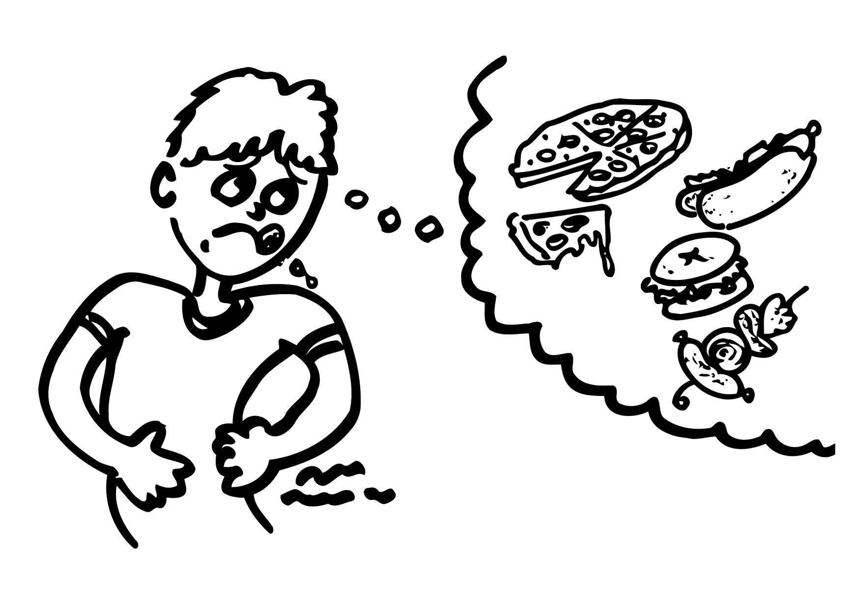 Free Hungry, Download Free Clip Art, Free Clip Art on
