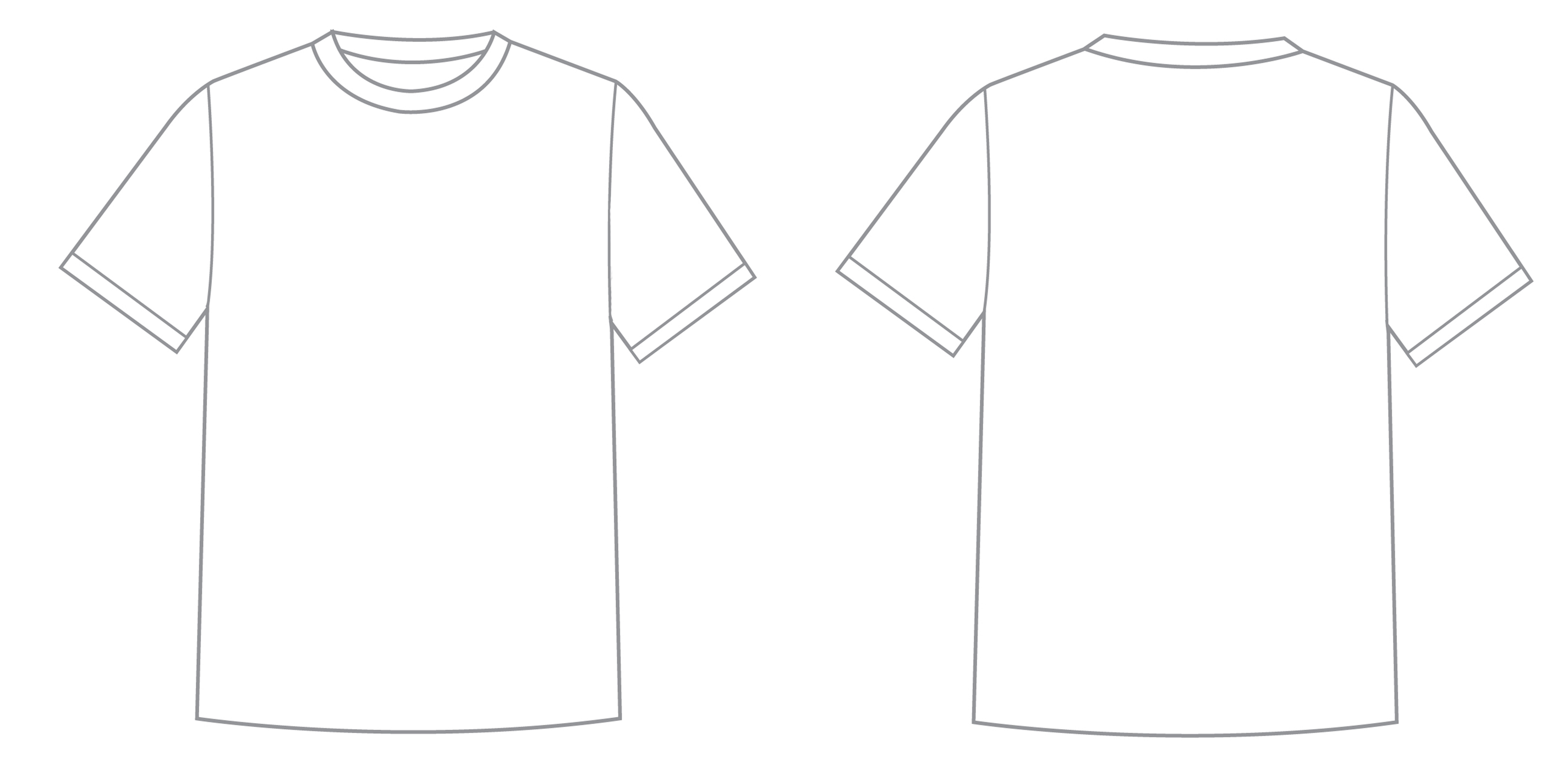Free Tshirt Template Download Free Clip Art Free Clip