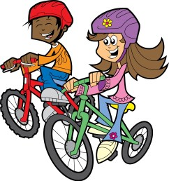 bicycle cartoon for kids youtube [ 968 x 1033 Pixel ]