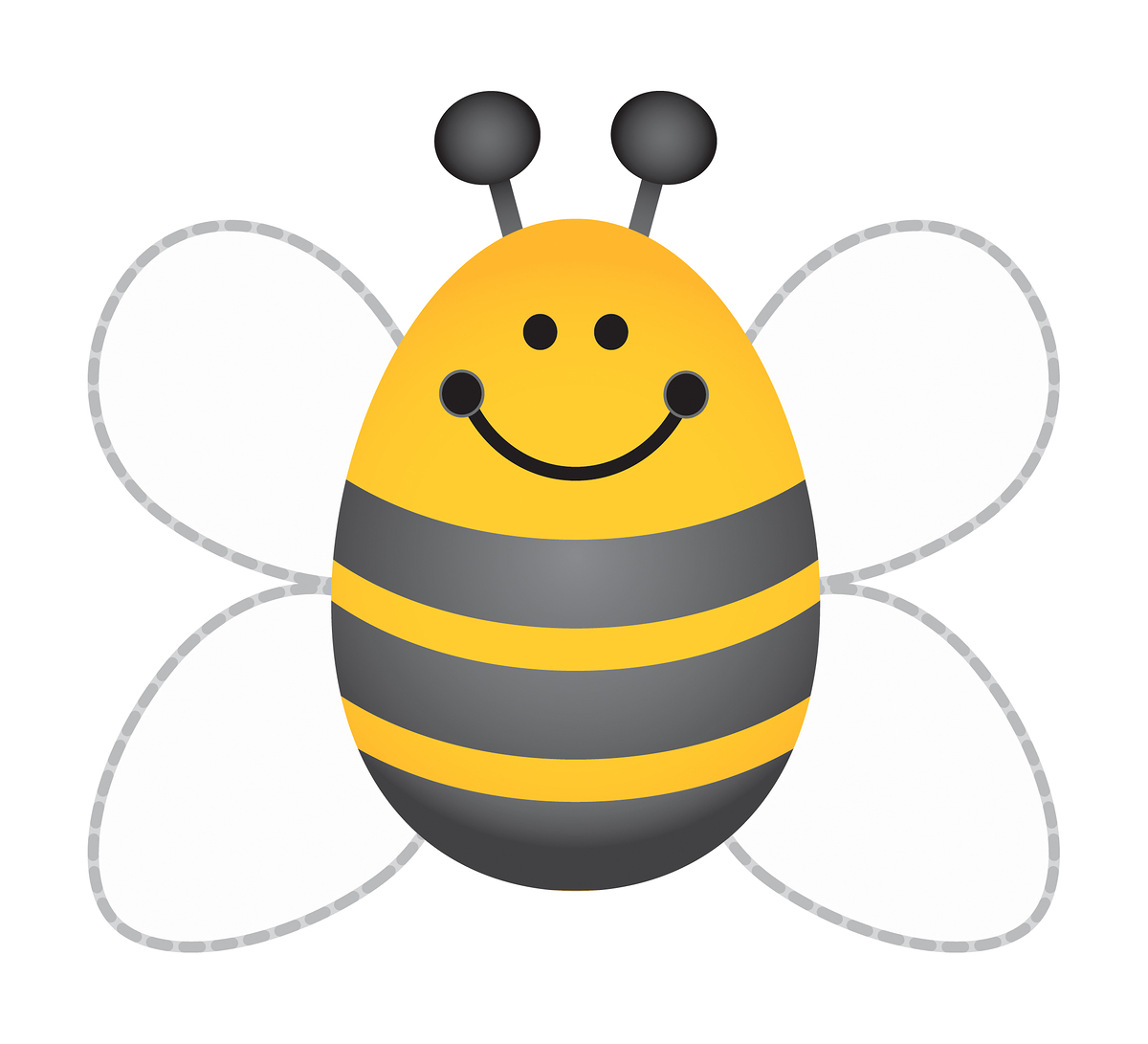 Free Bumble Bee Template Download Free Clip Art Free