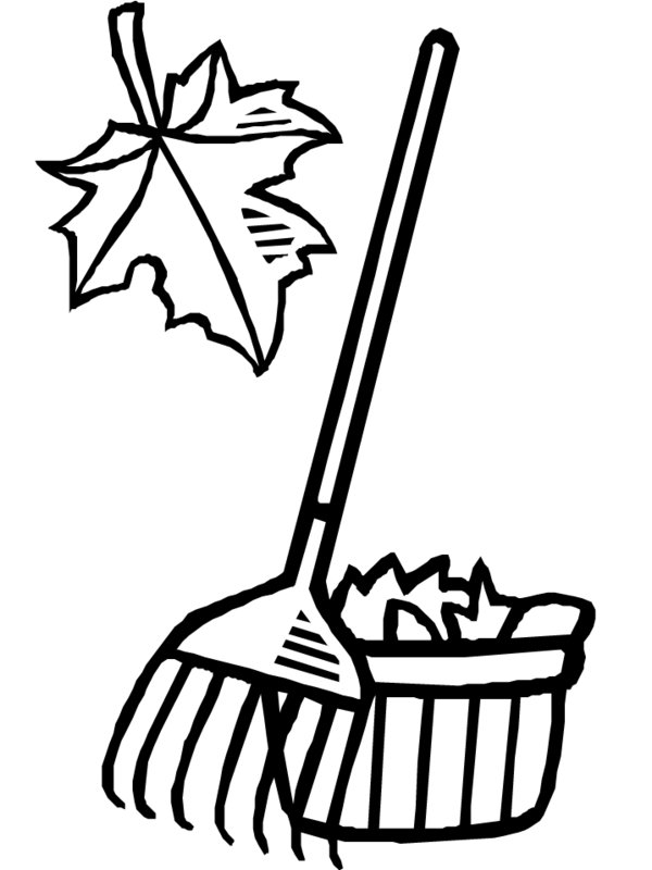 Free Pictures Of Raking Leaves, Download Free Clip Art