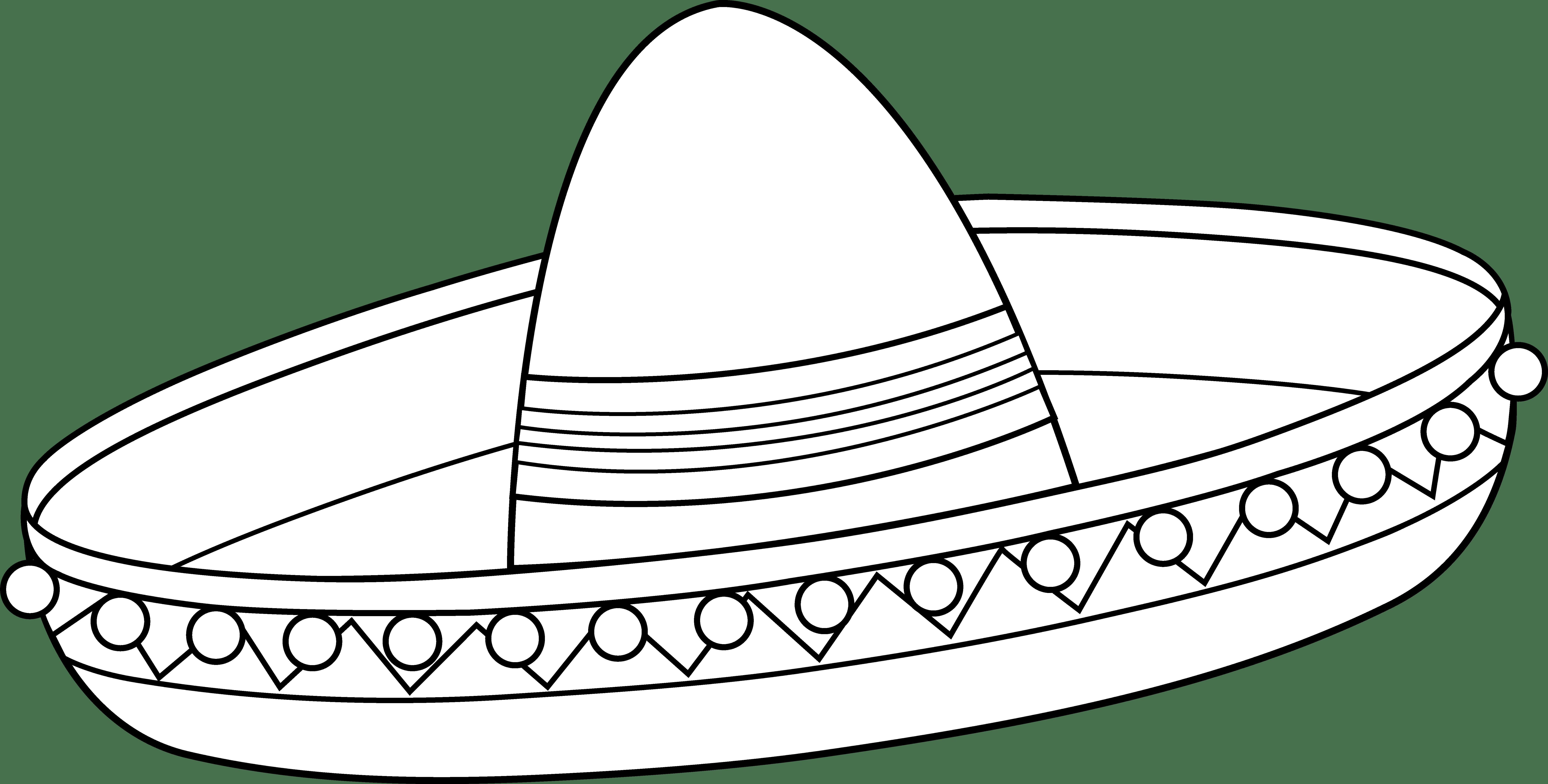 Free Mexican Sombrero Clipart Download Free Clip Art