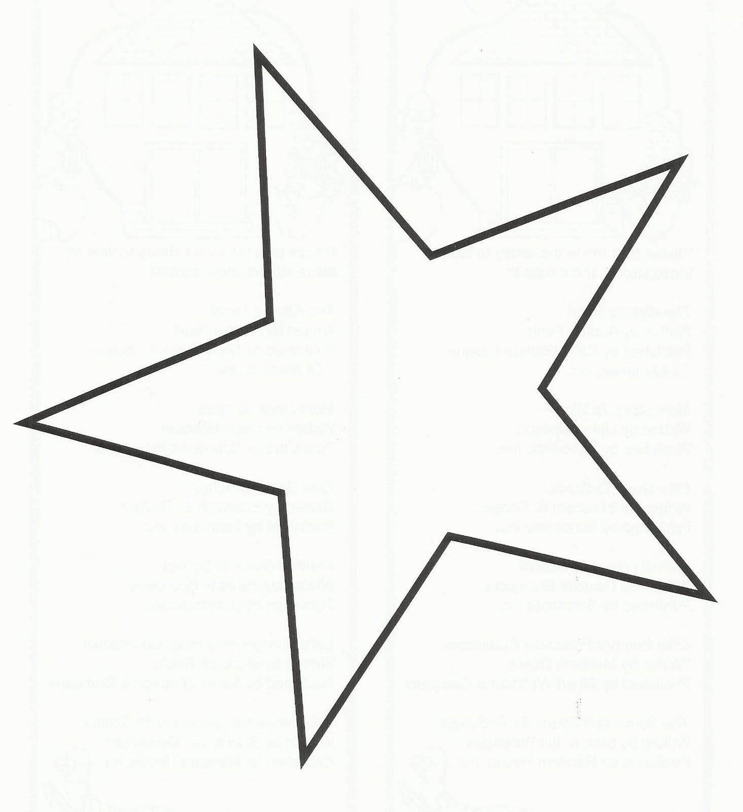 Free Stars Template Download Free Clip Art Free Clip Art