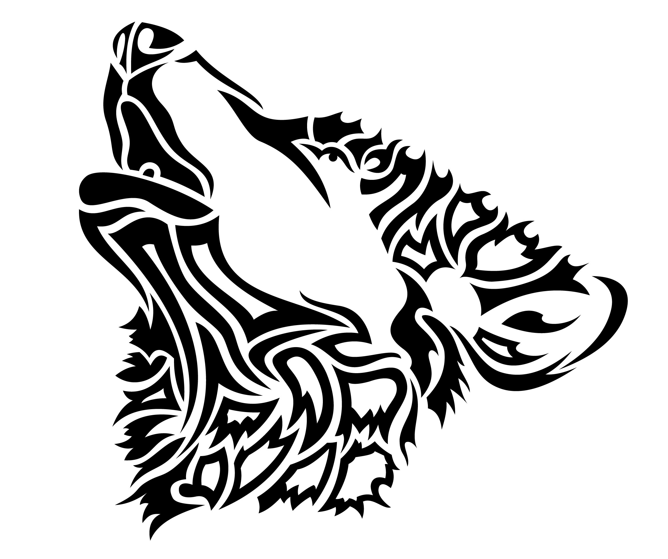 Free Tribal Animal Download Free Clip Art Free Clip Art