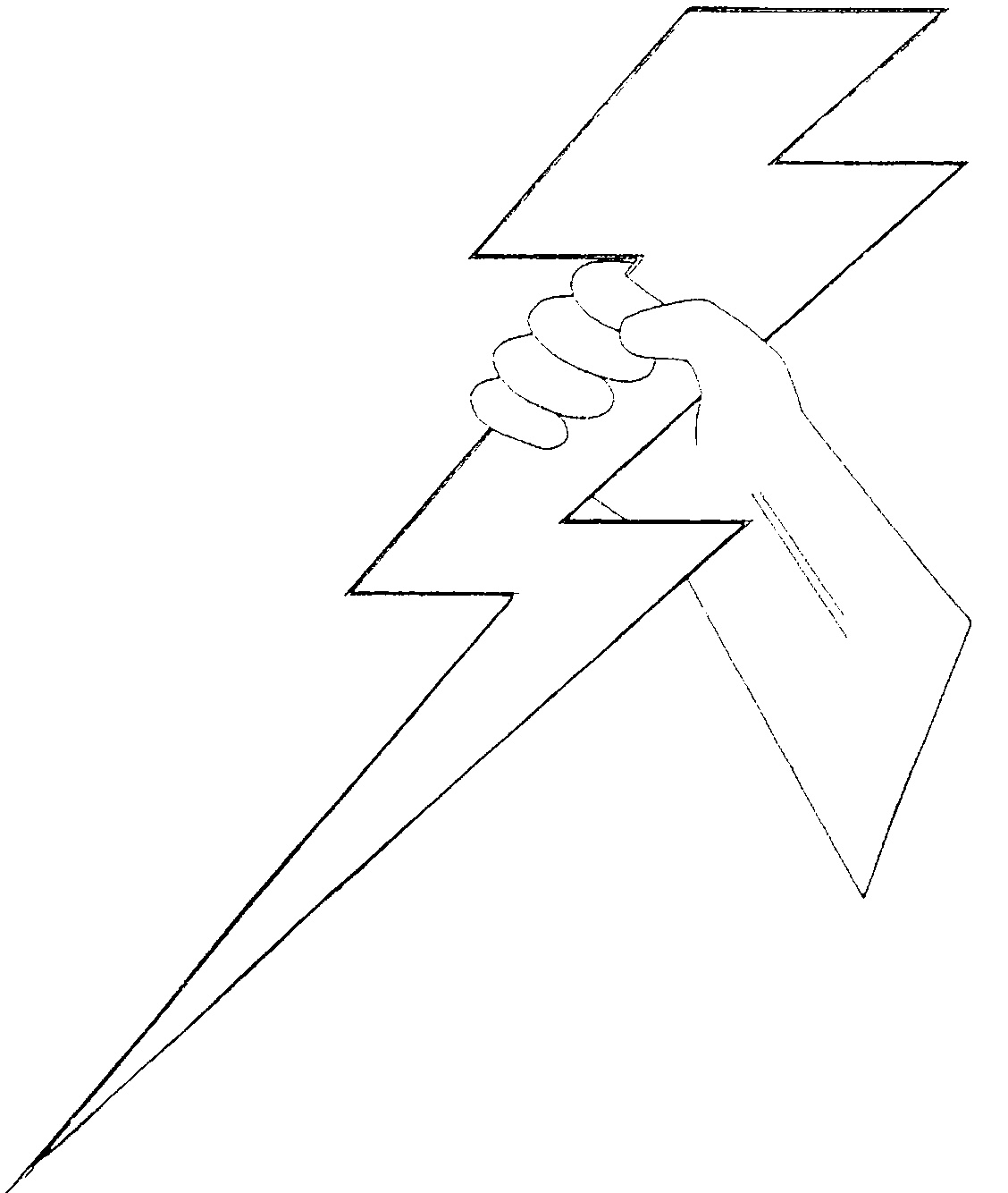 Free Lightning Bolt Coloring Pages Download Free Clip Art