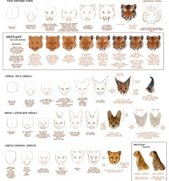 big cat paw tutorial 2 by tamberella on clipart library [ 1368 x 1519 Pixel ]