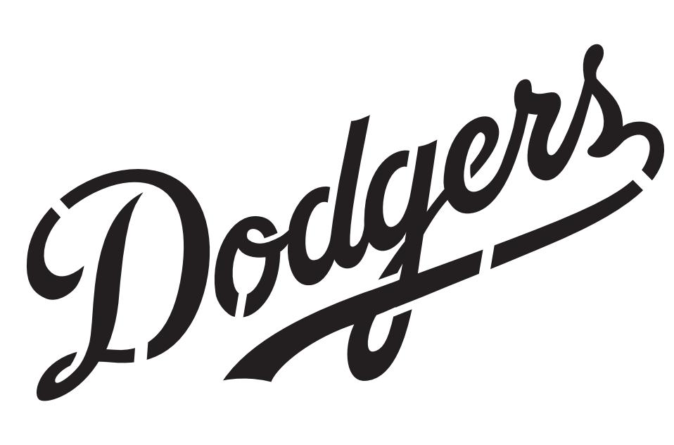 LA-Dodgers-Wordmark-Logo-