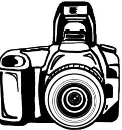 vector camera clipart library [ 1529 x 1546 Pixel ]