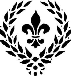 fleur de lis clipart library [ 1600 x 1523 Pixel ]
