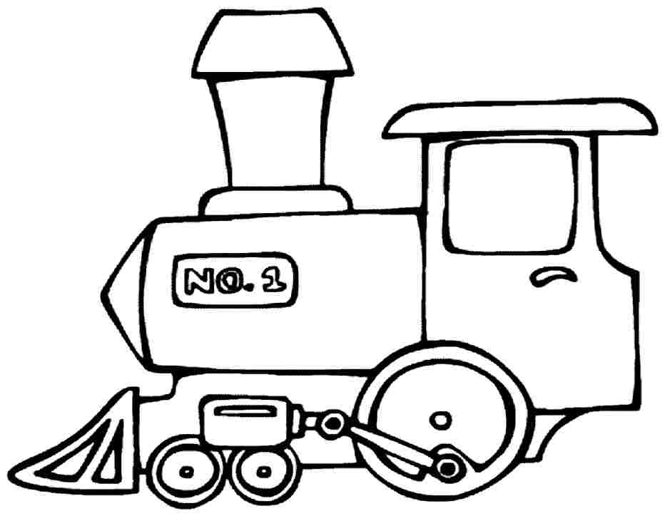 Free Cartoon Trains For Kids, Download Free Clip Art, Free