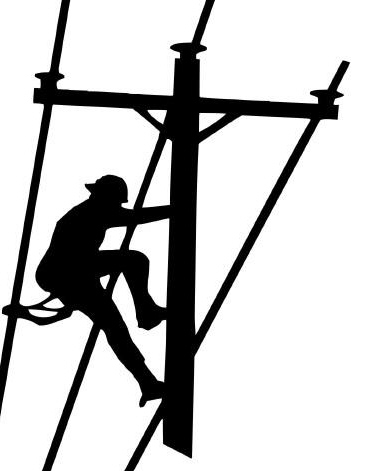 Free Lineman, Download Free Clip Art, Free Clip Art on