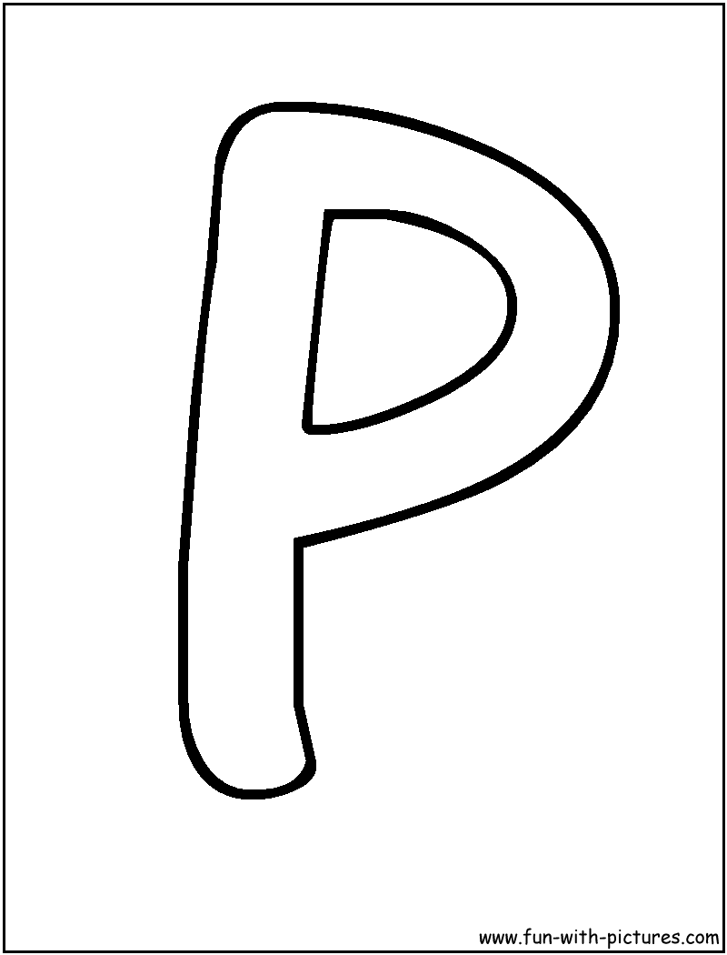 free letter p download free clip art free clip art on