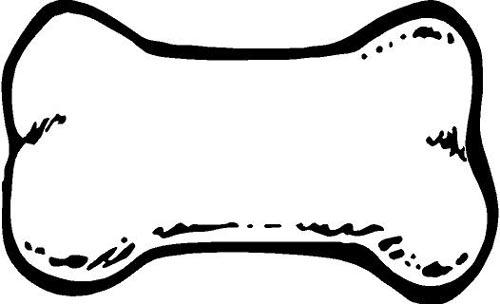 Free Dog Bone, Download Free Clip Art, Free Clip Art on