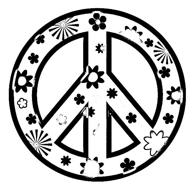 Free Printable Peace Sign, Download Free Clip Art, Free